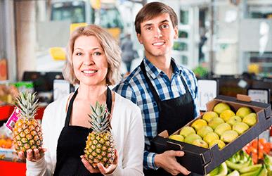 Ягоды и фрукты от провереных поставщиков